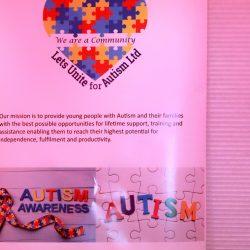 Somali Autism Logo